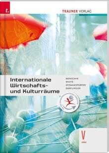Gottfried Menschik: Internationale Wirtschafts- und Kulturräume V HAK, Buch