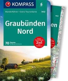 Wolfgang Heitzmann: KV WF 5922 Graubünden Nord, Buch