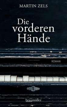 Martin Zels: Die vorderen Hände, Buch