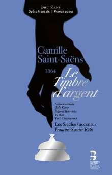 Camille Saint-Saens (1835-1921): La Timbre d'Argent, 2 CDs