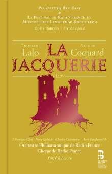 Edouard Lalo (1823-1892): La Jacquerie, CD