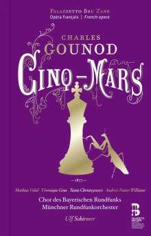 Charles Gounod (1818-1893): Cinq-Mars, 2 CDs