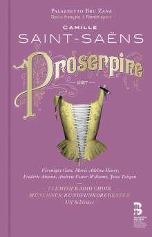 Camille Saint-Saens (1835-1921): Proserpine, 2 CDs