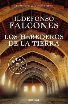 Ildefonso Falcones: Los herederos de la tierra, Buch