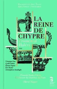 Jacques Fromental Halevy (1799-1862): La Reine de Chypre (Oper in 5 Akten), 2 CDs