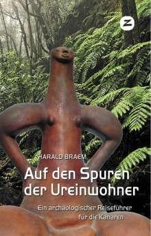 Harald Braem: Auf den Spuren der Ureinwohner, Buch