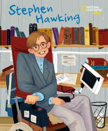Jane Kent: Total genial! Stephen Hawking, Buch