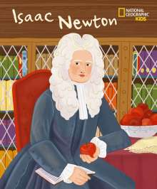 Nick Ackland: Total Genial! Isaac Newton, Buch