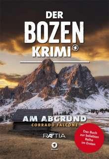 Corrado Falcone: Am Abgrund - Der Bozen-Krimi, Buch