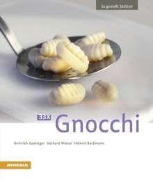 Heinrich Gasteiger: 33 x Gnocchi, Buch