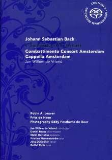 Johann Sebastian Bach (1685-1750): Weihnachtsoratorium BWV 248, 2 Super Audio CDs