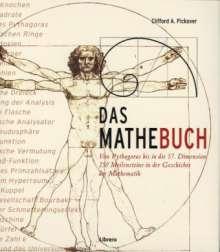 Clifford A. Pickover: Das Mathebuch, Buch