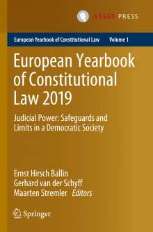 European Yearbook of Constitutional Law 2019, Buch