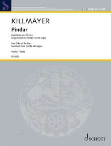 Wilhelm Killmayer: Pindar, Noten