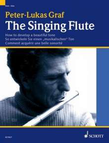 Peter-Lukas Graf: The Singing Flute, Noten