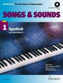 Axel Benthien: Songs & Sounds, Noten