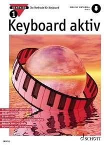 Axel Benthien: Keyboard aktiv, Noten