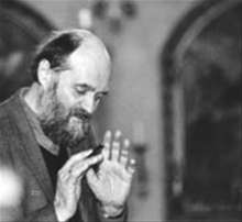 Arvo Pärt: L'abbé Agathon für Sopran und 8 Violoncelli (2004), Noten