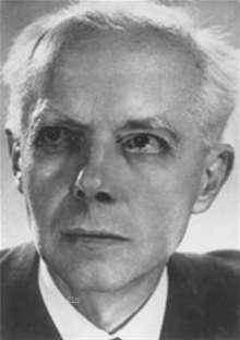 Bela Bartok: Tanz-Suite, Noten