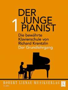 Richard Krentzlin: Der junge Pianist 1, Noten