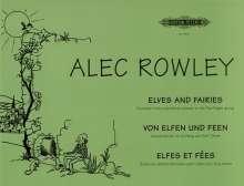 Alec Rowley: Von Elfen und Feen op. 38, Noten