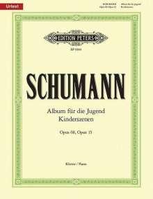 Robert Schumann: Album für die Jugend op. 68 / Kinderszenen op. 15, Noten