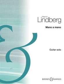 Magnus Lindberg: Mano a mano, Noten