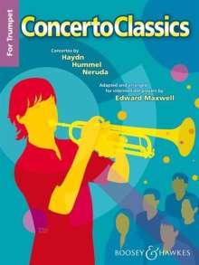 Joseph Haydn: Concerto Classics for Trumpet, Noten