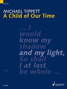 A Child of Our Time (1939-1941), Noten