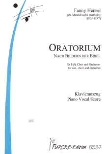 Oratorium (1831), Noten