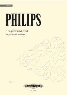 Julian Philips: Promised Child Satbpiano, Noten