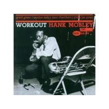 Hank Mobley (1930-1986): Workout, LP