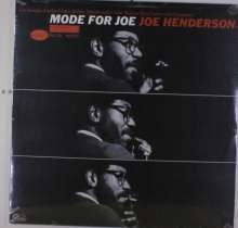 Joe Henderson (1937-2001): Mode For Joe, LP