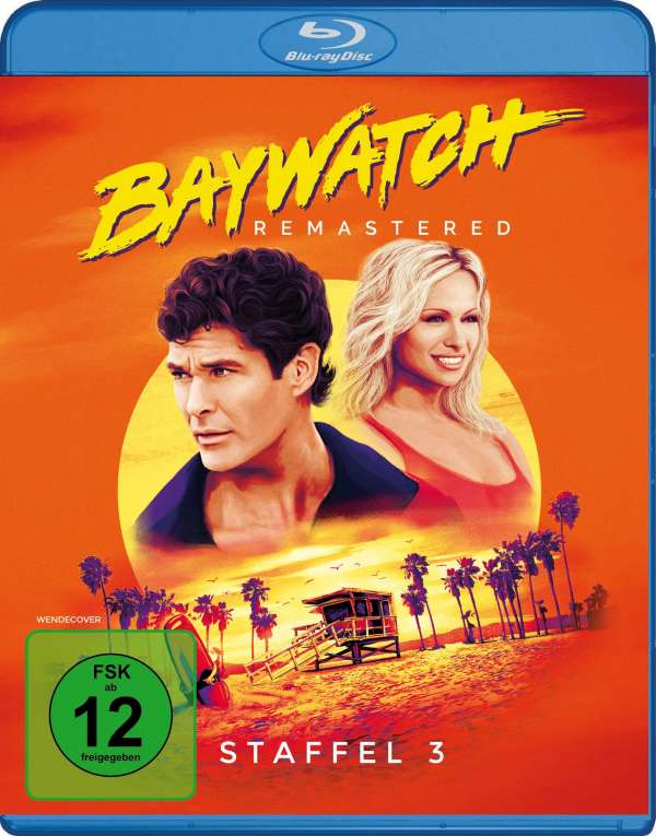 Baywatch Staffel 3