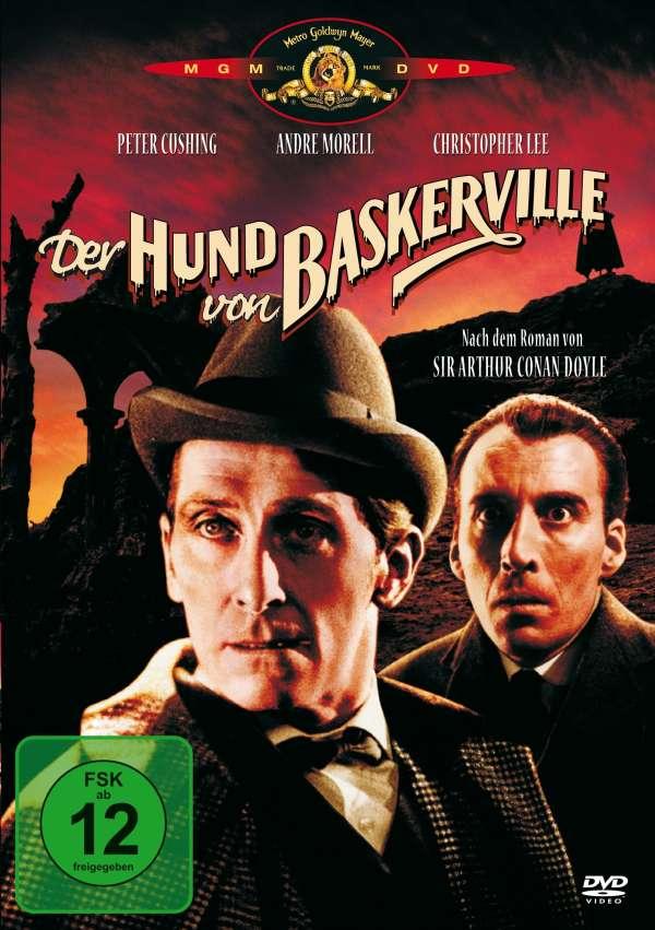 Der hund von baskerville 1958 dvd for Der hund von baskerville