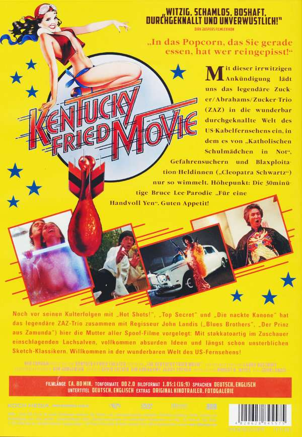 Kentucky Fried Movie Deutsch