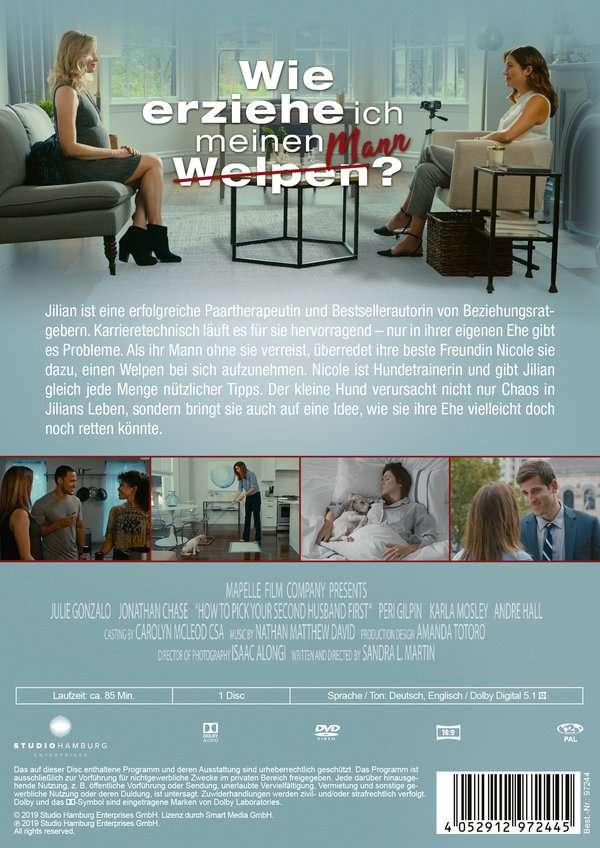 Wie erziehe ich meinen Mann? (DVD) - lesen.de